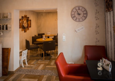 Kleines Cafe Wieseth Räumlichkeiten 2