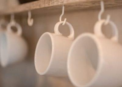 Kleines Cafe Wieseth Tasse